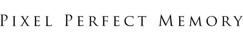 Pixel Perfect Memory logo
